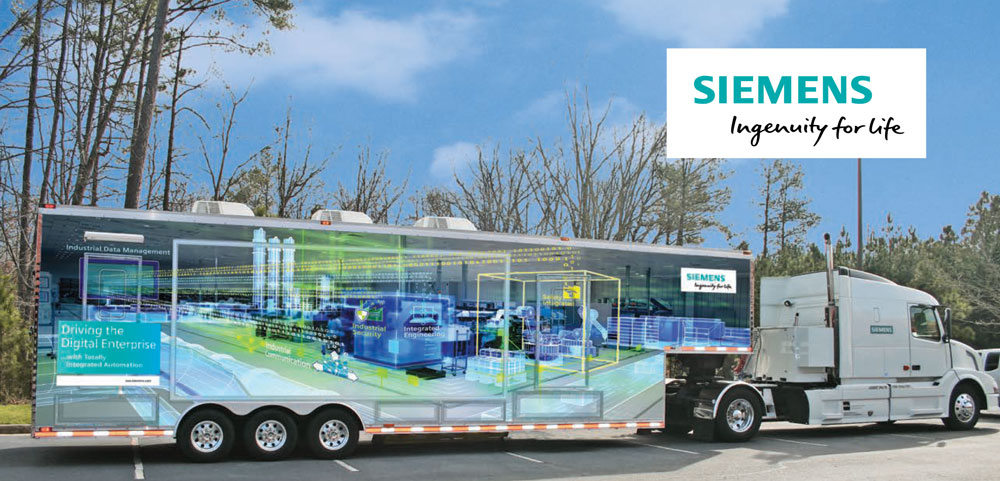 Siemens Mobile Showcase and IAS Open House