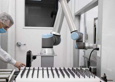 Loading Machine PCC Robotics